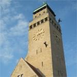 Rathausturm Neukölln