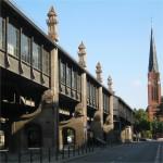 Schöneberg U-Bahnhof Bülowstraße